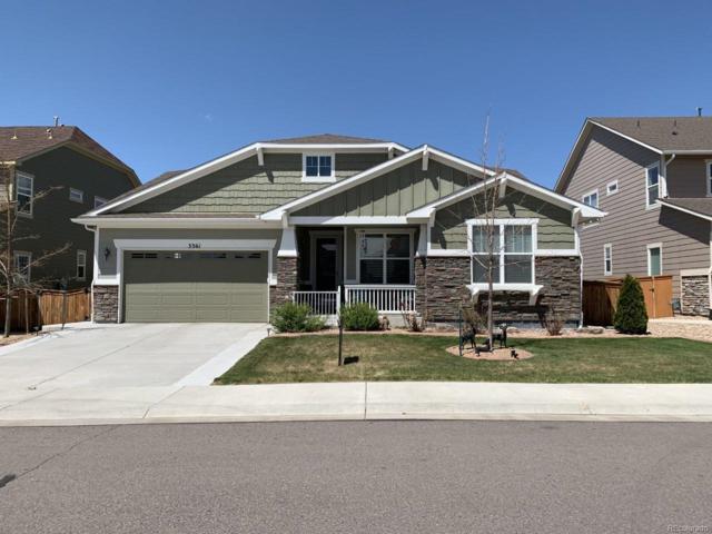 3361 E 143rd Drive, Thornton, CO 80602 (#9978979) :: James Crocker Team