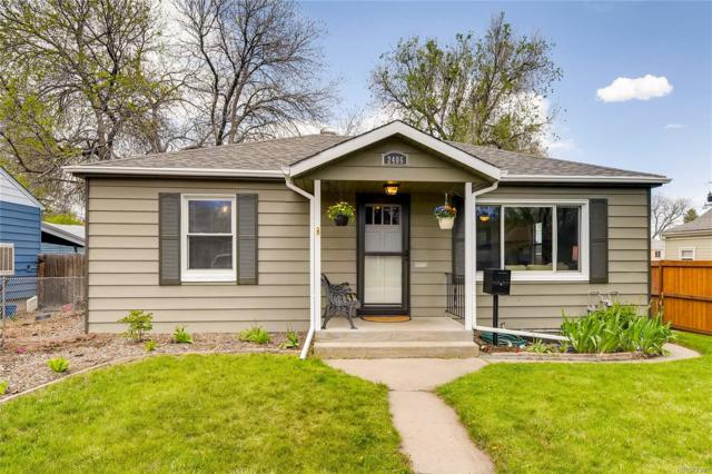 2406 Benton Street, Edgewater, CO 80214 (MLS #9979117) :: 8z Real Estate
