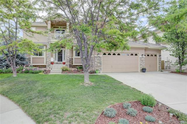10656 Flagler Court, Parker, CO 80134 (#9979272) :: HomeSmart Realty Group