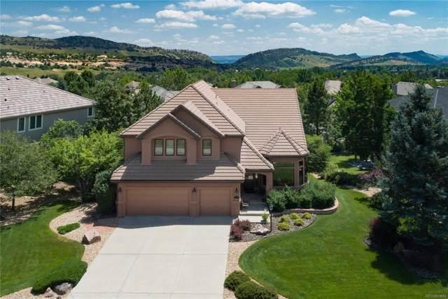 20 Prairie Clover, Littleton, CO 80127 (MLS #9979743) :: 8z Real Estate