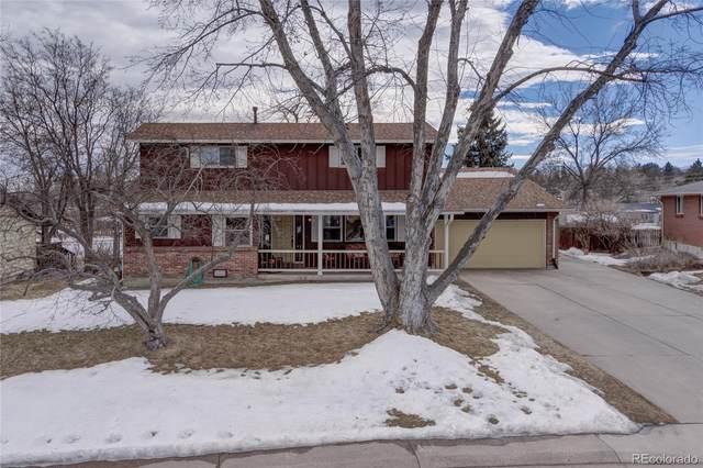 5860 W Canyon Drive, Littleton, CO 80128 (#9980005) :: The Peak Properties Group