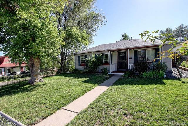 896 King Street, Denver, CO 80204 (MLS #9980009) :: 8z Real Estate