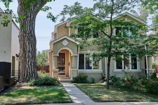259 Harrison Street, Denver, CO 80206 (#9980032) :: Sultan Newman Group
