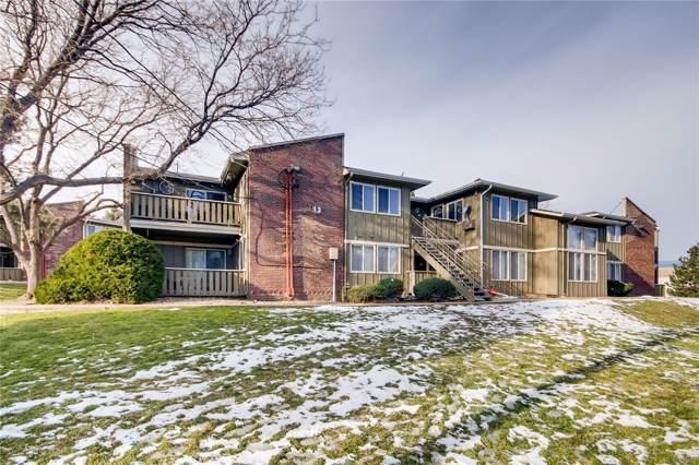 857 S Van Gordon Court F207, Lakewood, CO 80228 (#9980159) :: True Performance Real Estate