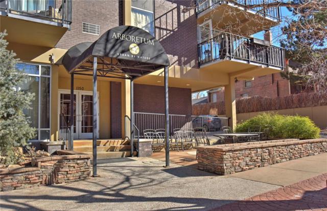 1150 Vine Street #905, Denver, CO 80206 (#9980188) :: Wisdom Real Estate