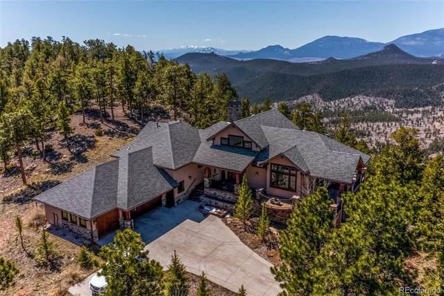 14053 Shiloh Ridge Road, Conifer, CO 80433 (MLS #9980408) :: 8z Real Estate