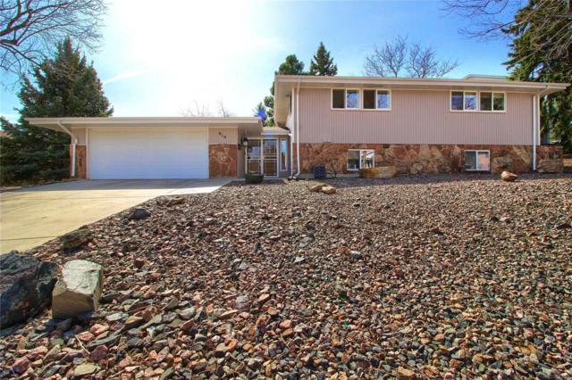 914 S Braun Drive, Lakewood, CO 80228 (#9981498) :: The Peak Properties Group