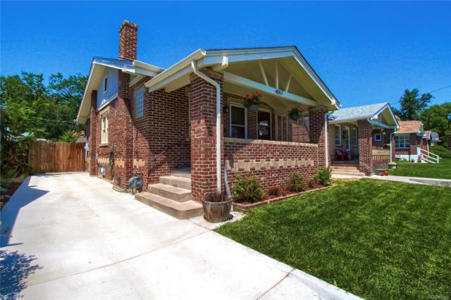4557 Decatur Street, Denver, CO 80211 (#9981724) :: The Pete Cook Home Group