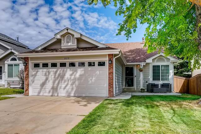 9579 Cordova Drive, Highlands Ranch, CO 80130 (#9981776) :: HomeSmart Realty Group