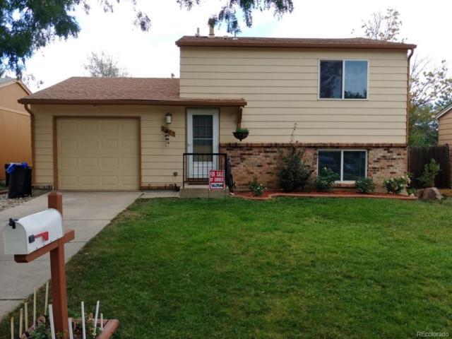 3927 S Truckee Street, Aurora, CO 80013 (#9981950) :: The Peak Properties Group