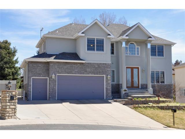 7522 Routt Lane, Arvada, CO 80005 (MLS #9982294) :: 8z Real Estate