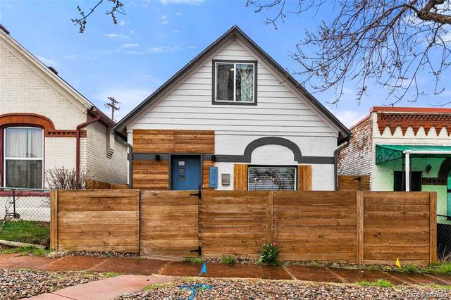 714 Mariposa Street, Denver, CO 80204 (#9983113) :: Portenga Properties