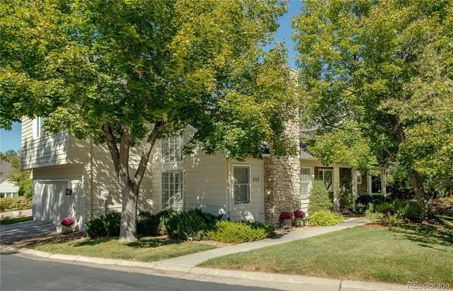 4505 S Yosemite Street #352, Denver, CO 80237 (#9983449) :: The Healey Group