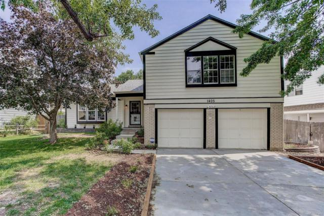 1405 S Vaughn Circle, Aurora, CO 80012 (#9983453) :: The City and Mountains Group