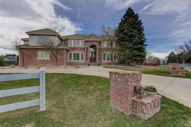 87 Falcon Hills Drive, Highlands Ranch, CO 80126 (#9983699) :: Compass Colorado Realty