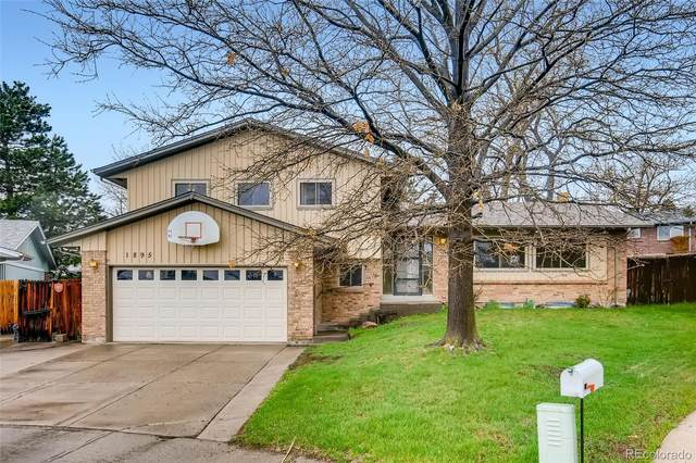 1895 S Zinnia Way, Lakewood, CO 80228 (#9983767) :: Mile High Luxury Real Estate