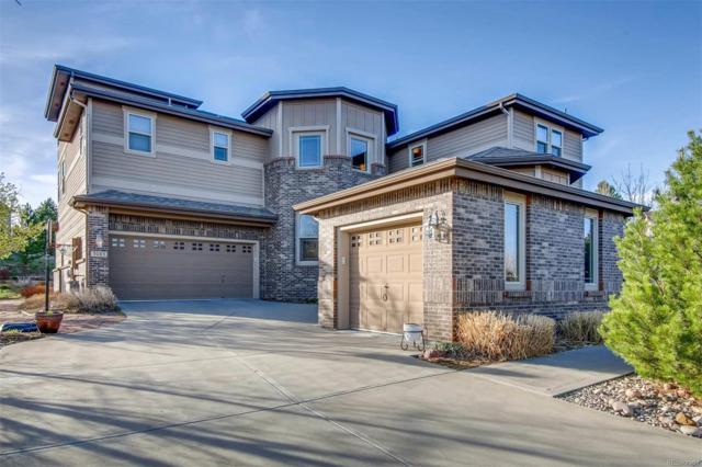5085 Rialto Drive, Parker, CO 80134 (#9983773) :: The Peak Properties Group
