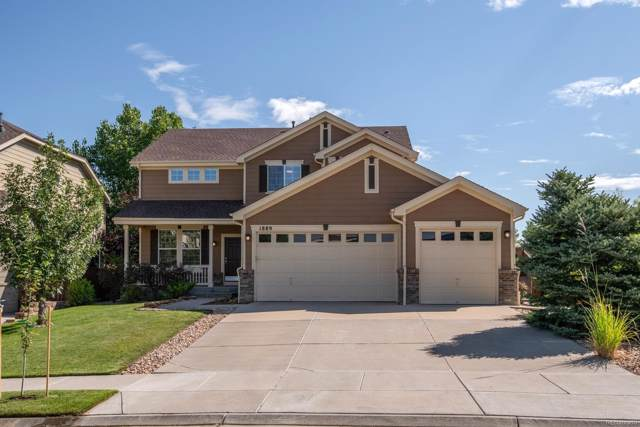 1889 Lodgepole Drive, Erie, CO 80516 (MLS #9984280) :: 8z Real Estate