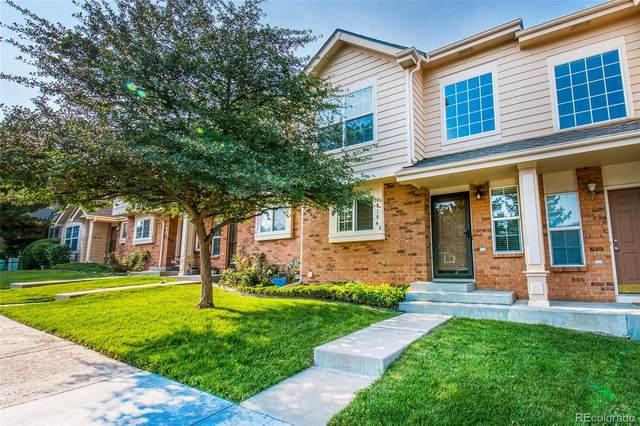 18194 E Alabama Place C, Aurora, CO 80017 (#9984321) :: Venterra Real Estate LLC