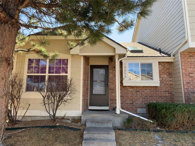 18256 E Alabama Place F, Aurora, CO 80017 (MLS #9984517) :: 8z Real Estate