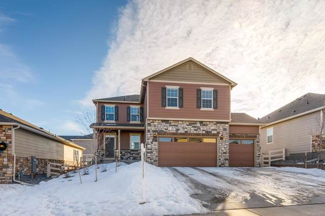 2308 Echo Park Drive, Castle Rock, CO 80104 (#9985021) :: The HomeSmiths Team - Keller Williams