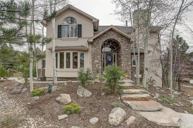 912 Greenridge Lane, Castle Pines, CO 80108 (#9985031) :: RE/MAX Professionals