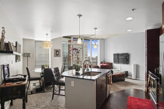 891 14th Street #1611, Denver, CO 80202 (#9985248) :: The Dixon Group