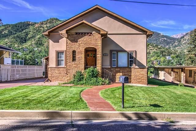 28 Washington, Manitou Springs, CO 80829 (MLS #9986486) :: Find Colorado