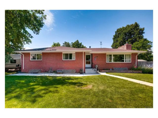 5803 S Fox Way, Littleton, CO 80120 (MLS #9986705) :: 8z Real Estate