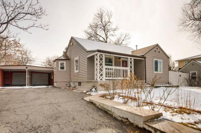 3164 W Walsh Place, Denver, CO 80219 (MLS #9986811) :: 8z Real Estate