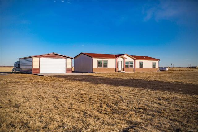 17 E Ranch Road, Wiggins, CO 80654 (MLS #9986940) :: 8z Real Estate