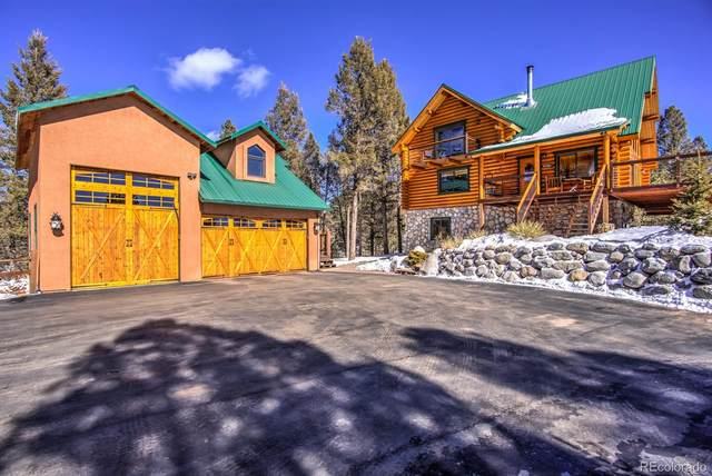 304 Midnight Lane, Florissant, CO 80816 (MLS #9986965) :: Wheelhouse Realty