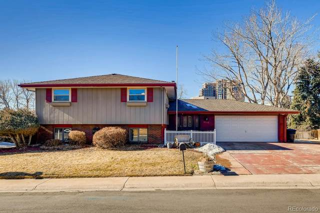 4793 S Willow Street, Denver, CO 80237 (#9987002) :: iHomes Colorado