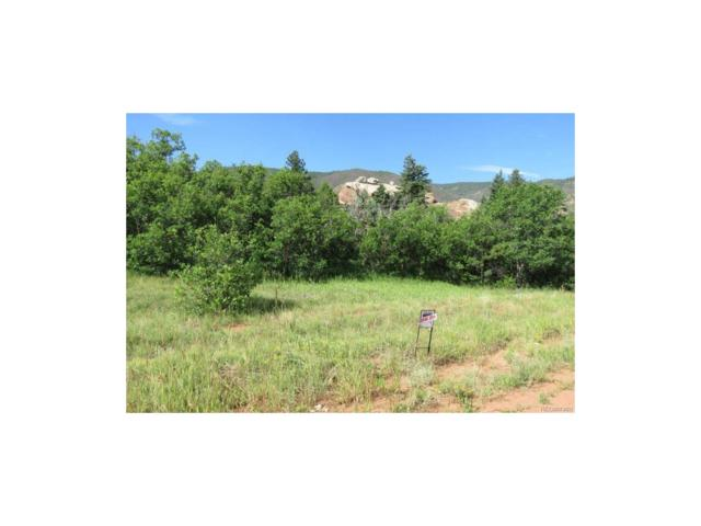 6382 Country Club Drive, Larkspur, CO 80118 (MLS #9987109) :: 8z Real Estate