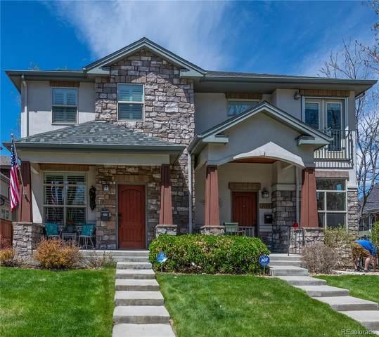2137 S Clarkson Street, Denver, CO 80210 (#9987264) :: Colorado Home Finder Realty