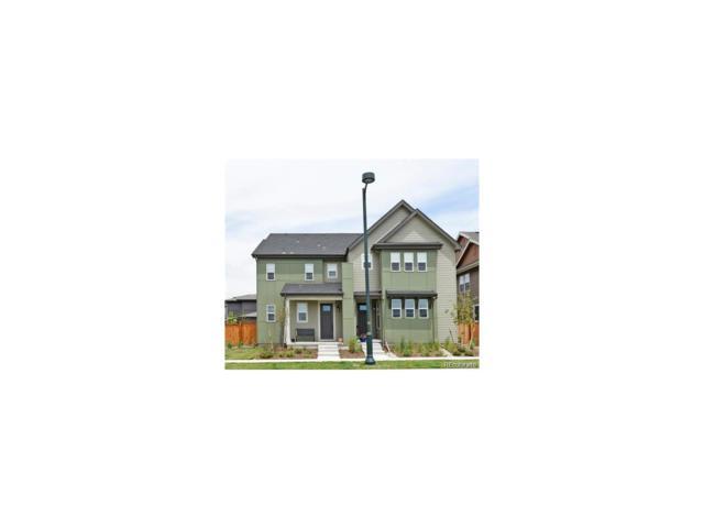 9245 E Prairie Meadow Drive, Denver, CO 80238 (#9987486) :: RE/MAX Professionals