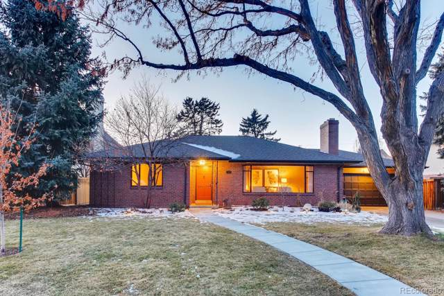 125 Jasmine Street, Denver, CO 80220 (#9987515) :: The Gilbert Group