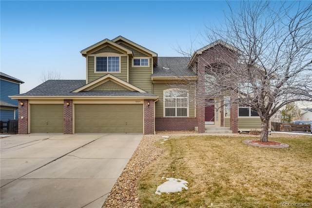 10805 Quail Ridge Drive, Parker, CO 80138 (#9987812) :: The Healey Group