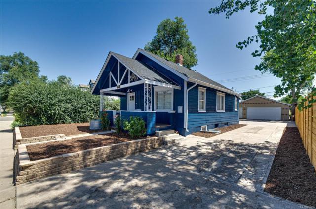 168 Knox Court, Denver, CO 80219 (MLS #9987934) :: 8z Real Estate
