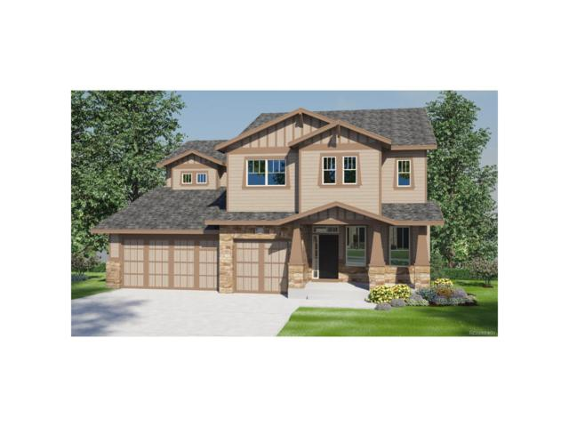 20751 Park Hollow Drive, Parker, CO 80138 (#9988243) :: Colorado Team Real Estate