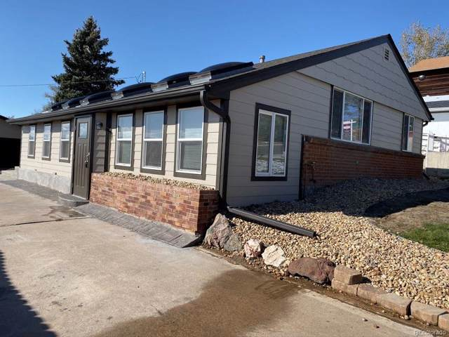 3325 S Clay Street, Englewood, CO 80110 (MLS #9988455) :: Bliss Realty Group