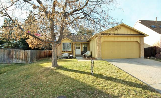 5449 S Xenophon Way, Littleton, CO 80127 (#9988458) :: The Heyl Group at Keller Williams