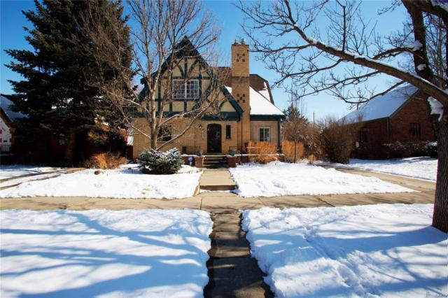 2052 Leyden Street, Denver, CO 80207 (#9988545) :: Wisdom Real Estate