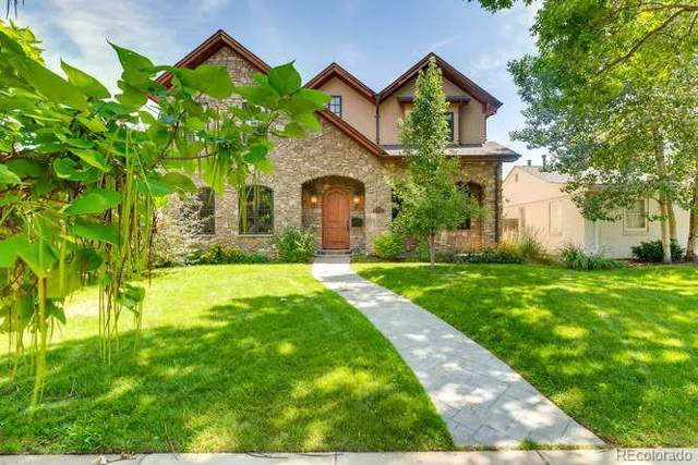 726 S Columbine Street, Denver, CO 80209 (#9988588) :: The Griffith Home Team