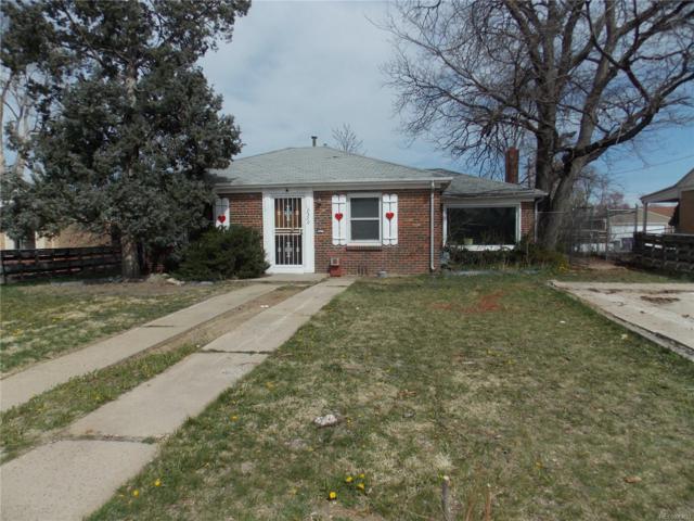 2620 Olive Street, Denver, CO 80207 (#9989003) :: Hometrackr Denver