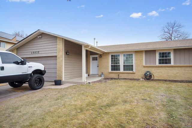 15035 E Eldorado Drive, Aurora, CO 80014 (MLS #9989067) :: 8z Real Estate