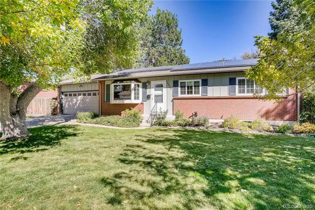 12356 W Ohio Circle, Lakewood, CO 80228 (#9989256) :: HomeSmart Realty Group