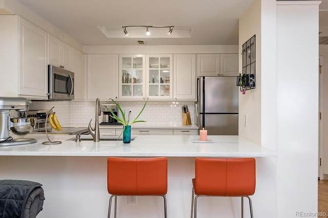 1000 E 1st Avenue #206, Denver, CO 80218 (#9989888) :: Chateaux Realty Group