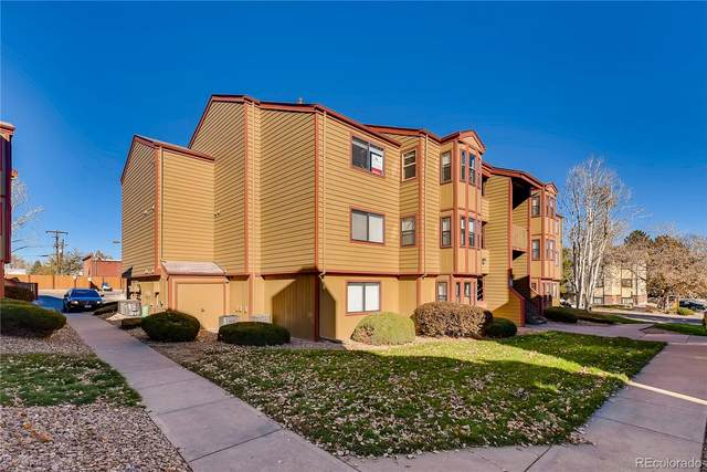 8771 Dawson Street #104, Denver, CO 80229 (#9990025) :: Portenga Properties - LIV Sotheby's International Realty