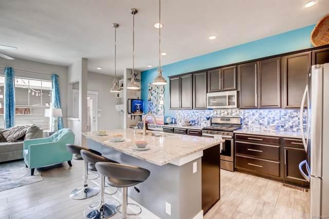 5058 Yosemite Court #2, Denver, CO 80238 (MLS #9990198) :: 8z Real Estate